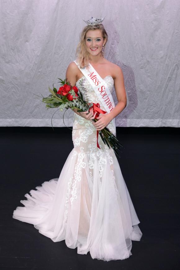 2017 Miss Southwest- Elisabeth Fellows (2)